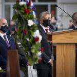 Image cover photo: DHS Secretary Alejandro Mayorkas Attends CBP Valor Memorial