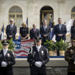 Image cover photo: DHS Secretary Alejandro Mayorkas Attends National Police Officers' Memorial Service