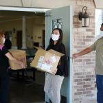 Image cover photo: PPE DELIVERY TO NURSING HOME IN AUSTIN, QTY 1000, FRONTLINE WORKERS