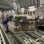 Image cover photo: Personal Protective Equipment Arrives for Hawaii, CNMI, Guam, and American Samoa