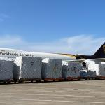 Image cover photo: Project Airbridge Delivers supplies for Nationwide Distribution April 5