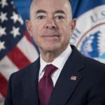 Image cover photo: Alejandro Mayorkas, Secretary