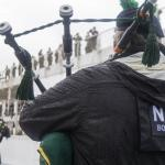 Image cover photo: USNS Comfort Departs New York