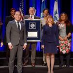 Image cover photo: The Secretary's Unit Award 2017