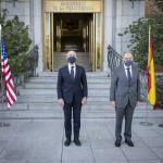 Image cover photo: Secretary Mayorkas meets with Spain's Director of the Department of National Security Ballesteros