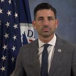 Video cover photo: Employee Message from Acting Secretary Chad Wolf on DHS's COVID-19 Efforts and Teleworking