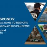 Video cover photo: DHS Responds: Ongoing Actions to Respond to the Coronavirus Pandemic
