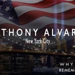 Video cover photo: ICE Remembers 9/11: Anthony Alvarez