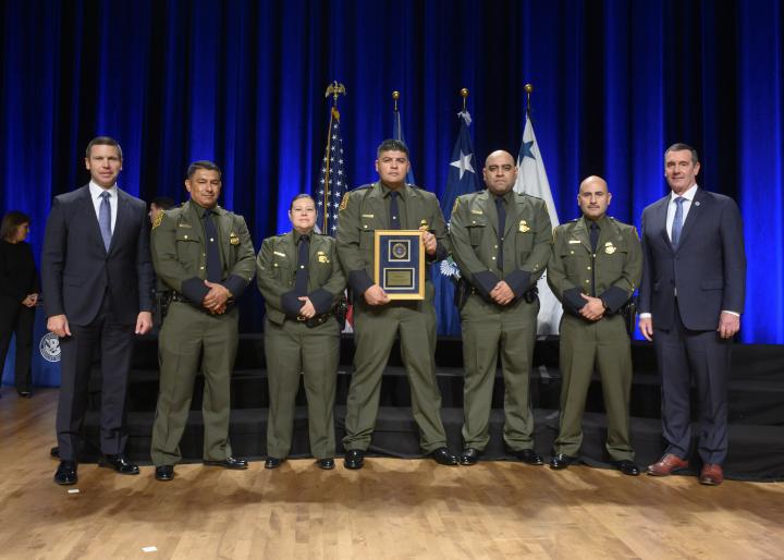 CBP San Diego Sector Foreign Operations Team