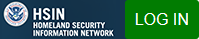 HSIN - Homeland Security Information Network - Log In
