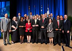 Secretary's Award for Excellence 2014 - Biographic Visa and Immigration Info-Sharing Team