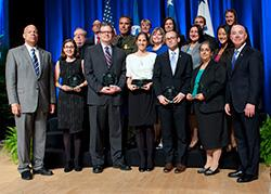 Secretary's Award for Excellence 2014 - Prison Rape Elimination Act Rulemaking Team
