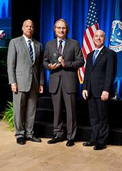 Secretary's Award for Excellence 2014 - Richard J. Struse