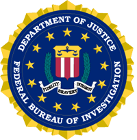Federal Bureau of Investigation, Department of Justice Seal