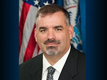 Dr. Robert Griffin, S&T Directorate's Deputy Under Secretary