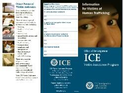 Victim Assistance Program Pamphlet Cover Image