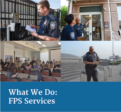 The Federal Protective Service | Homeland Security