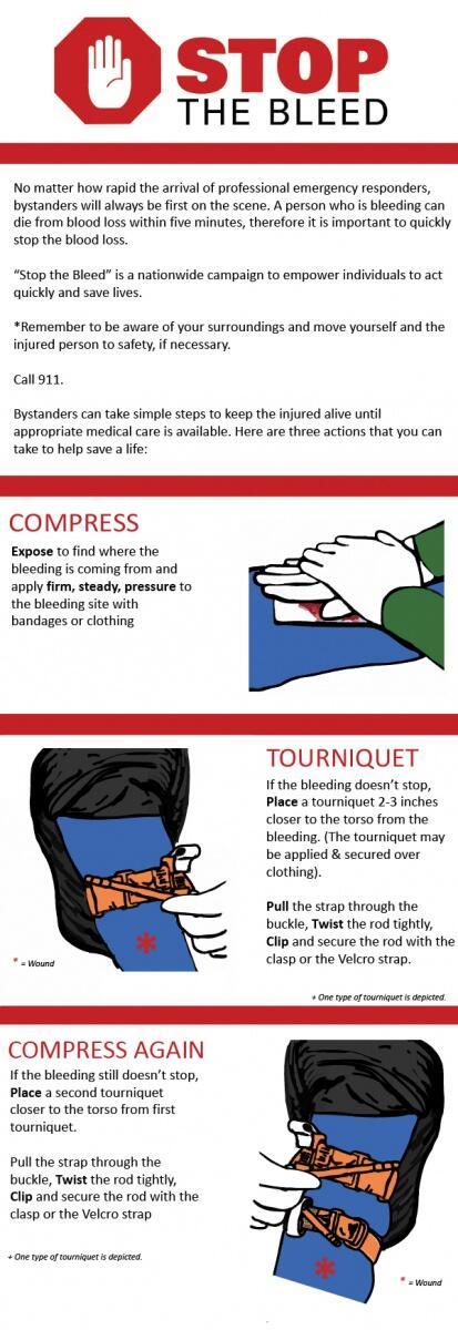 how to use yarrow to stop bleeding