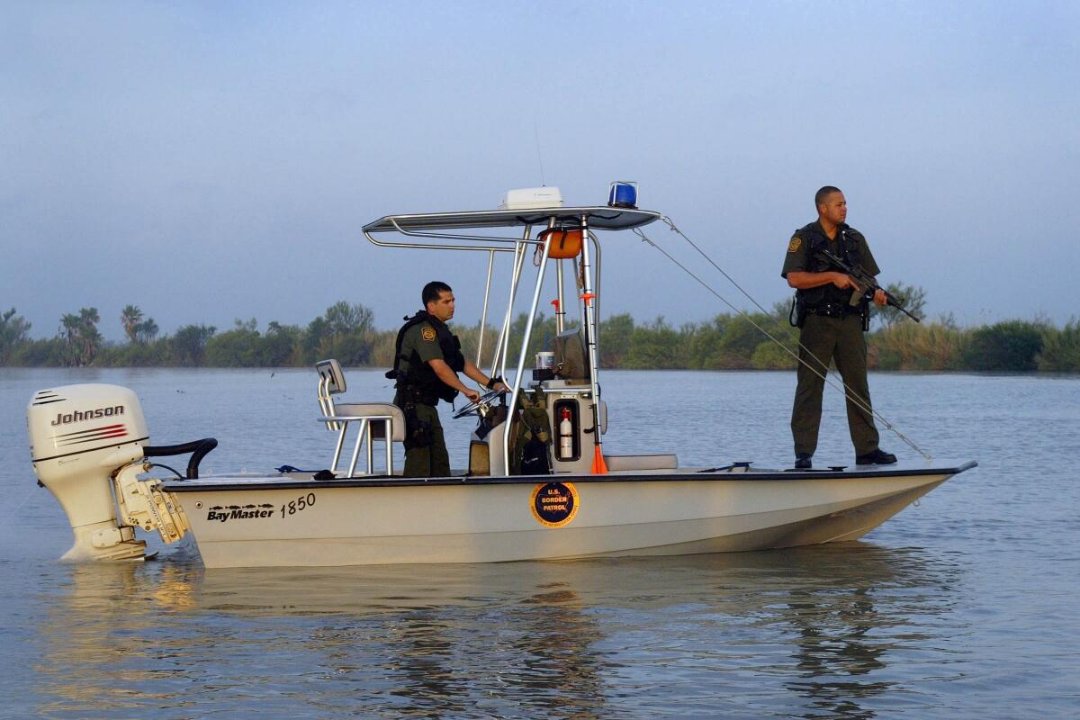 CBP watercraft
