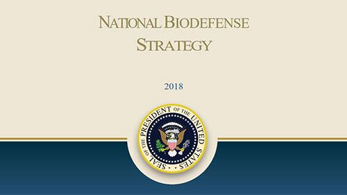 The President's Biodefense Strategy