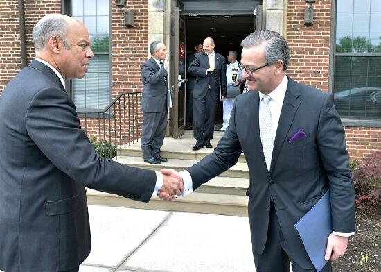 Secretary Johnson'sMeeting with Costa Rican Foreign Minister Gonzalez