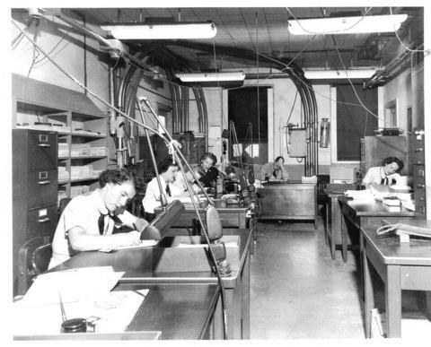 Operational Watch Office, Second Deck Building