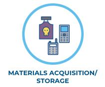 Materials Acquisition/Storage