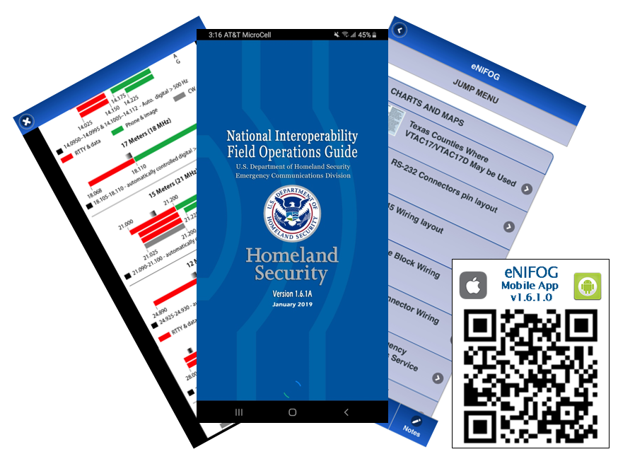 eNIFOG Mobile App | Homeland Security