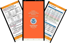 Department of Homeland Security Auxiliary Communications Interoperable Field Operations Guide