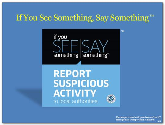 Homeland security alert in lax and other state airports essay