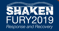 Shaken Fury 2019. Response and Recovery
