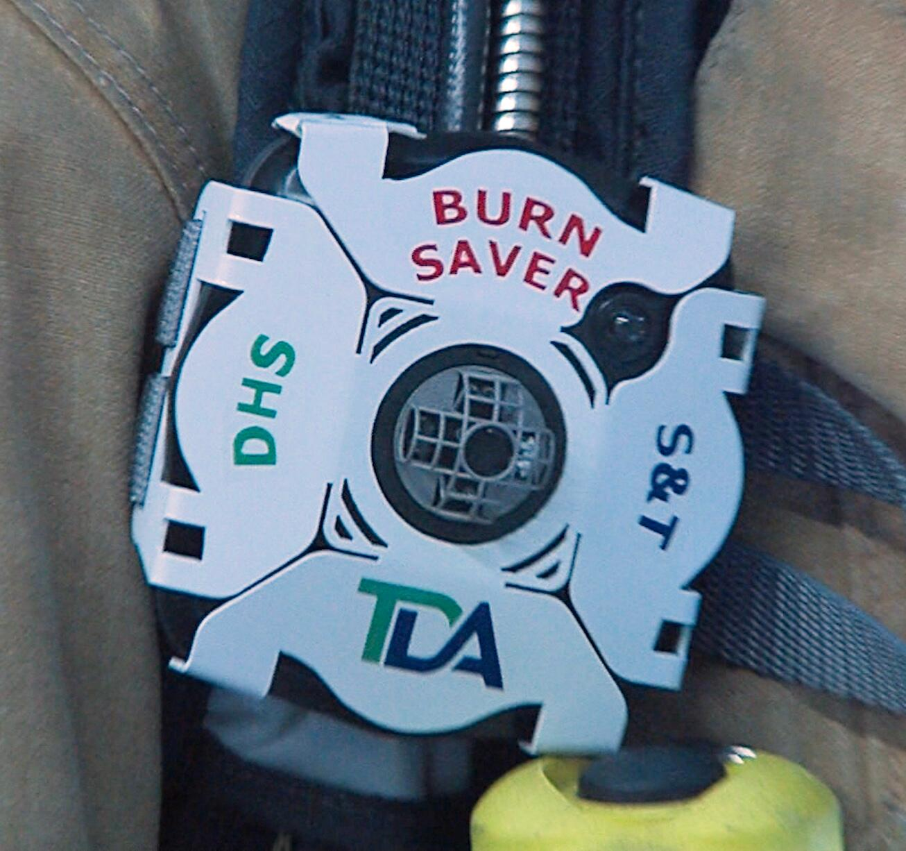Burn Saver Device