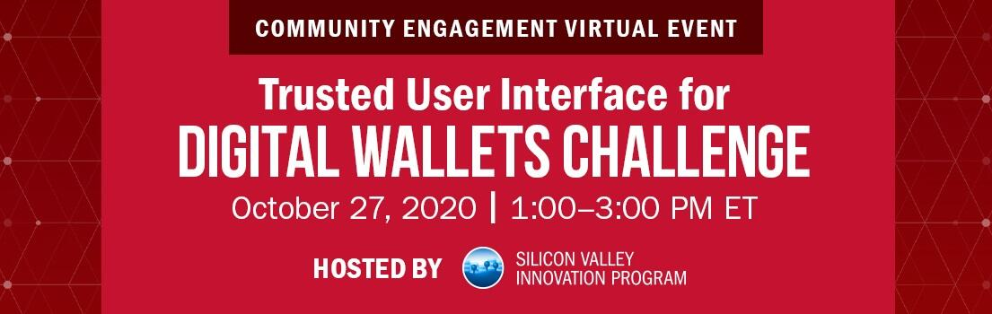 00 PM ET. Hosted by Silicon Valley Innovation Program