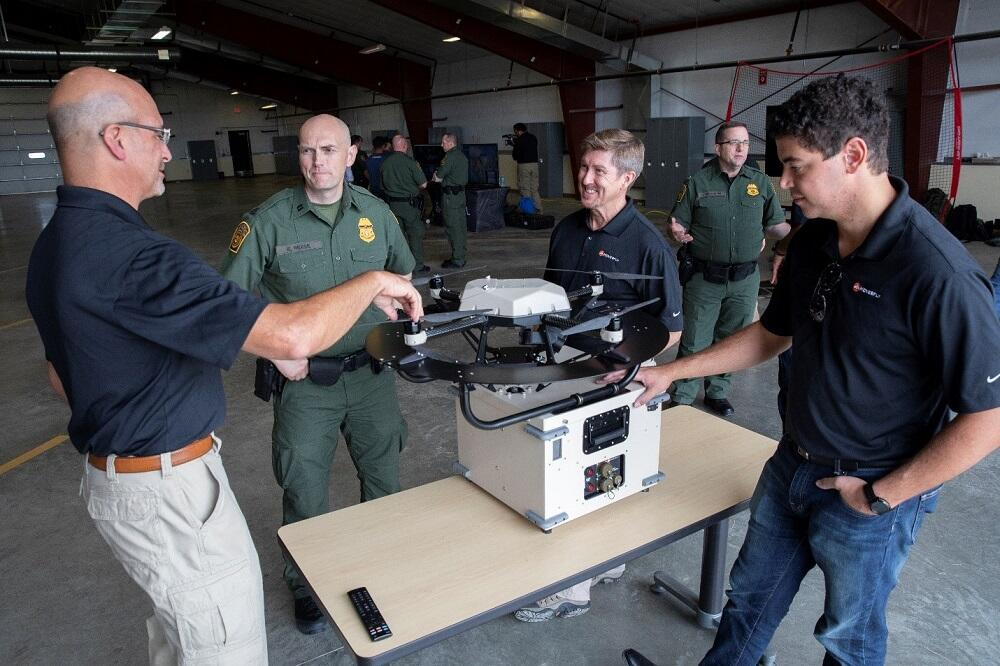 S&T and CBP Host the Havre Sector Field Experiment