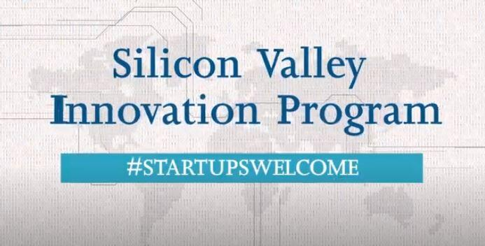 A video link for Silicon Valley  Innovation Program.  #startups welcome