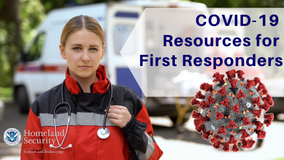 COVID-19 Resources for First Responders