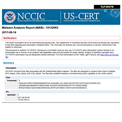 DHS and FBI Release Joint Technical Alerts on Malicious North Korean Cyber Activity