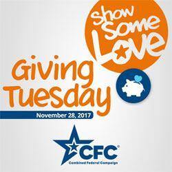 Welcome the Holiday Season with Giving Tuesday
