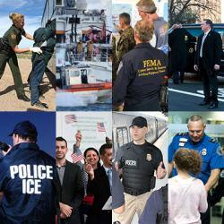 DHS Accomplishments and Priorities One Year Into the Administration
