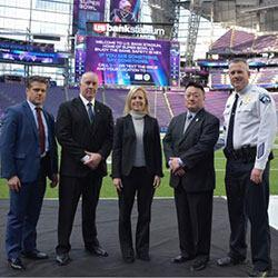 DHS Secretary Kirstjen M. Nielsen Highlights Super Bowl Security Efforts