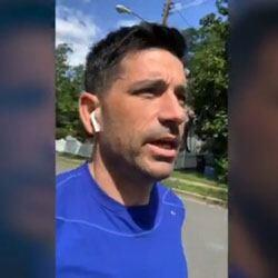 Police Week 2020: DHS Leaders Run to Honor Law Enforcement
