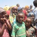 Children in Kenyan Refugee Camp (USCIS)