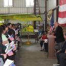 San Jose Field Office Hosts Naturalization Ceremony