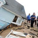 Secretary Napolitano Visits Connecticut After Hurricane Irene (HQ)