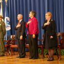 Pledge of Allegiance at the American By Choice Ceremony (USCIS)