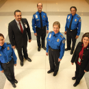 TSO Employees Wear New Uniforms (TSA)