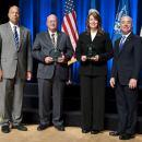 Secretary's Award for Excellence 2014 - Federal Law Enforcement Training Academies Accreditation Team