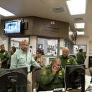 Secretary Jeh Johnson Visits Texas