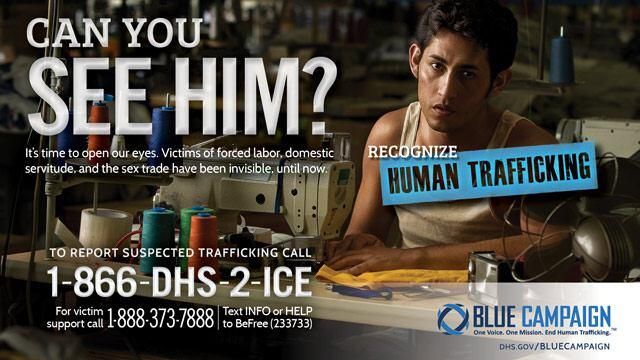 Recognizing Human Trafficking