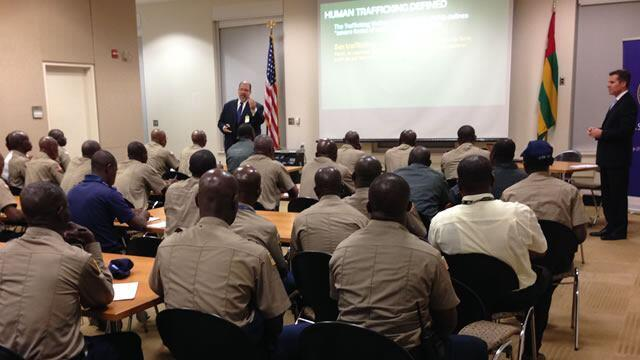 Training Law Enforcement